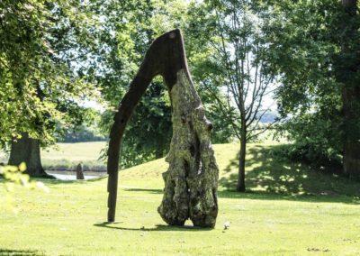 Skulptur i Parken