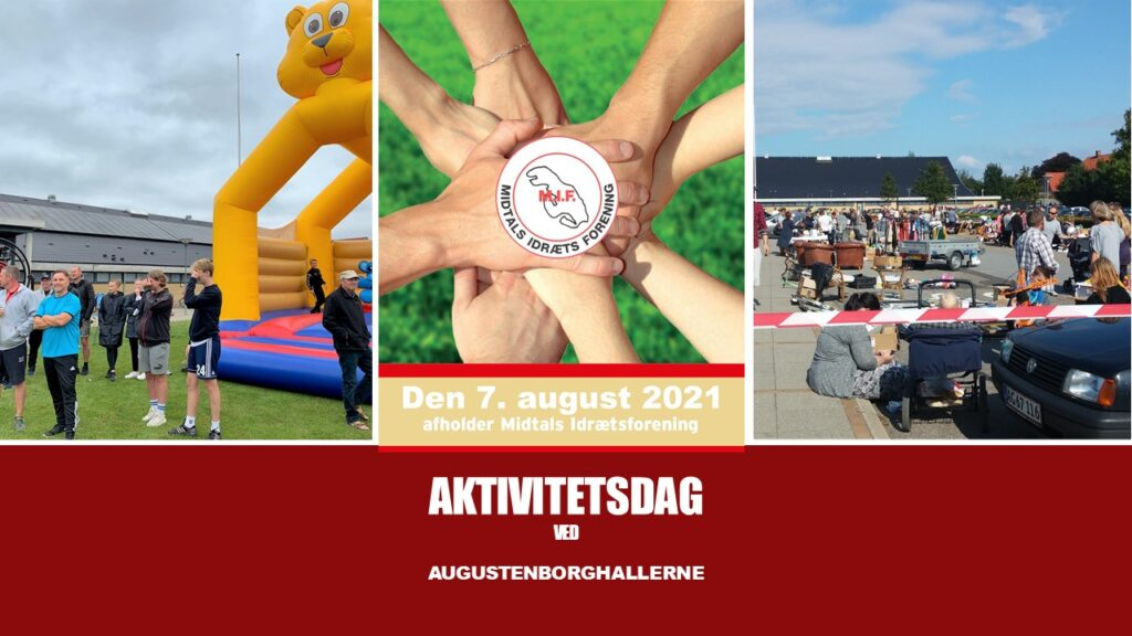 Augustenborghallerne: MIF Aktivitetsdag