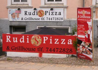 Rudis Pizza