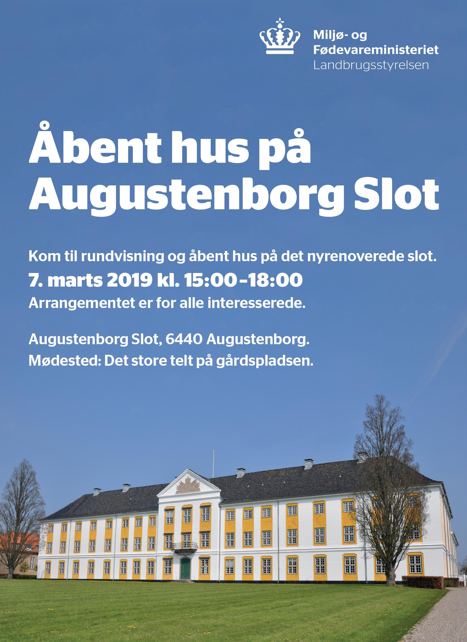 Augustenborgs Historie Og Kulturmiljo Augustenborg