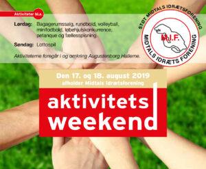 MIF Aktivitetsweekend