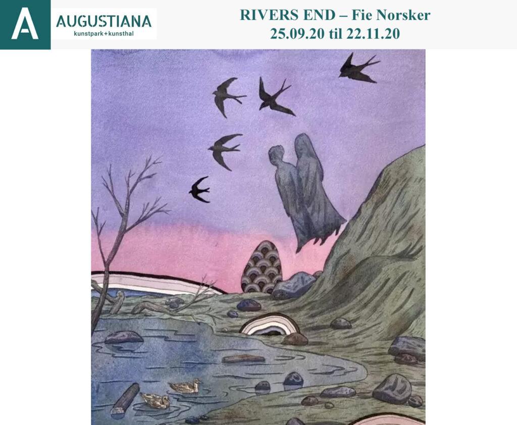 Augustiana Kunstpark & Kunsthal: Rivers End – Fie Norsker