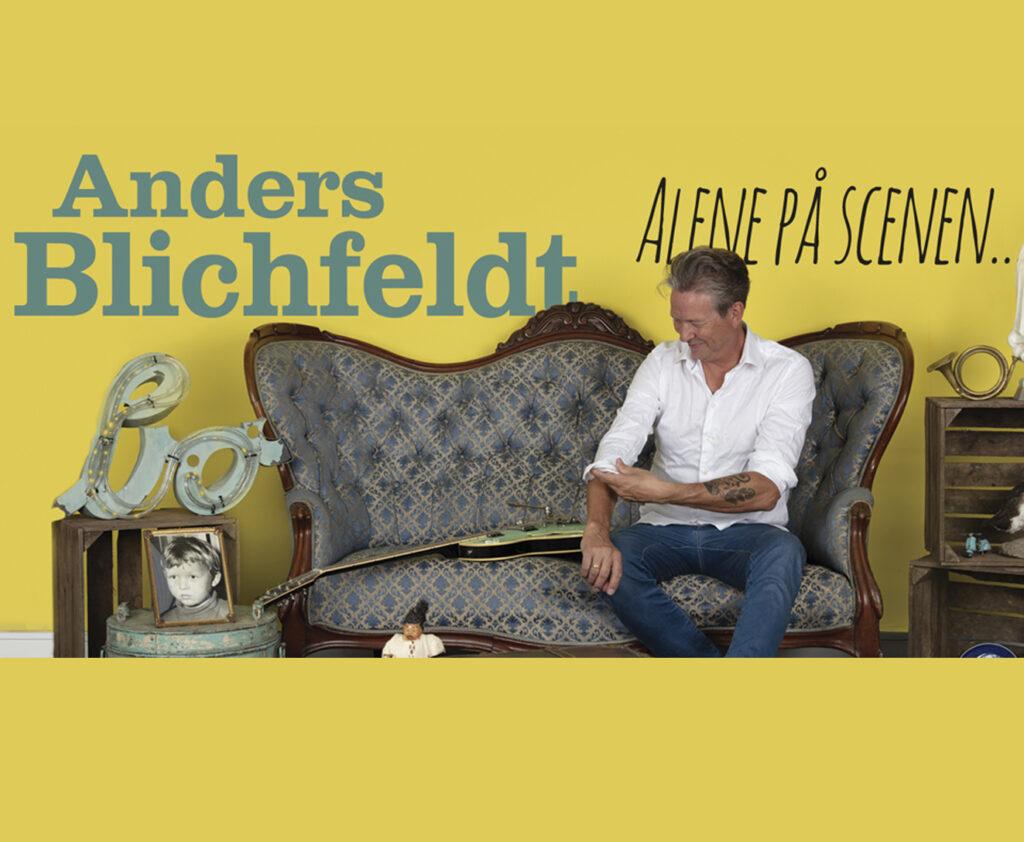 Kultursalen: Anders Blichfeldt