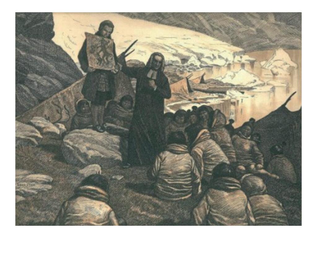 Konfirmandstuen: Foredrag ved historiker Thorkild Kjærgaard