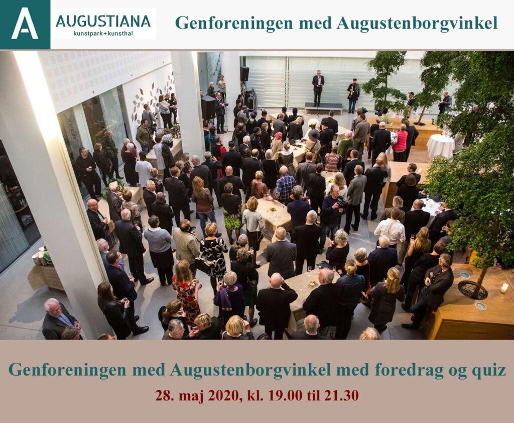 Augustiana Kunsthal & Kunstpark: Genforeningen med Augustenborgvinkel