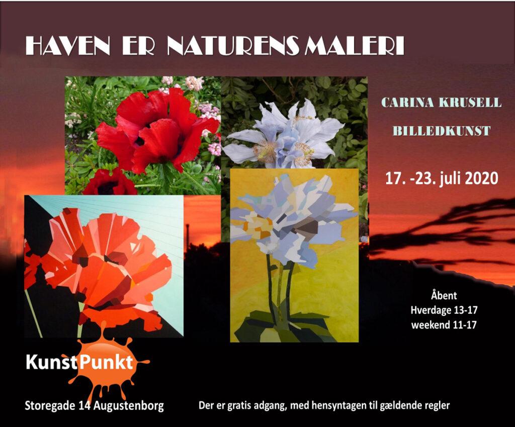 KunstPunkt: HAVEN ER NATURENS MALERI