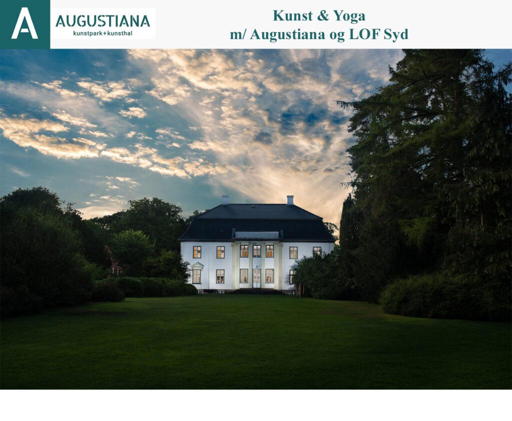 Augustiana Kunstpark & Kunsthal: Kunst & Yoga