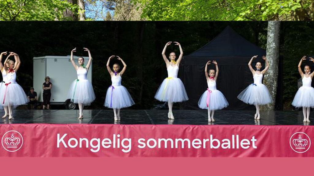 Augustenborg Slotspark: Kongelig Sommerballet (AFLYST!!)