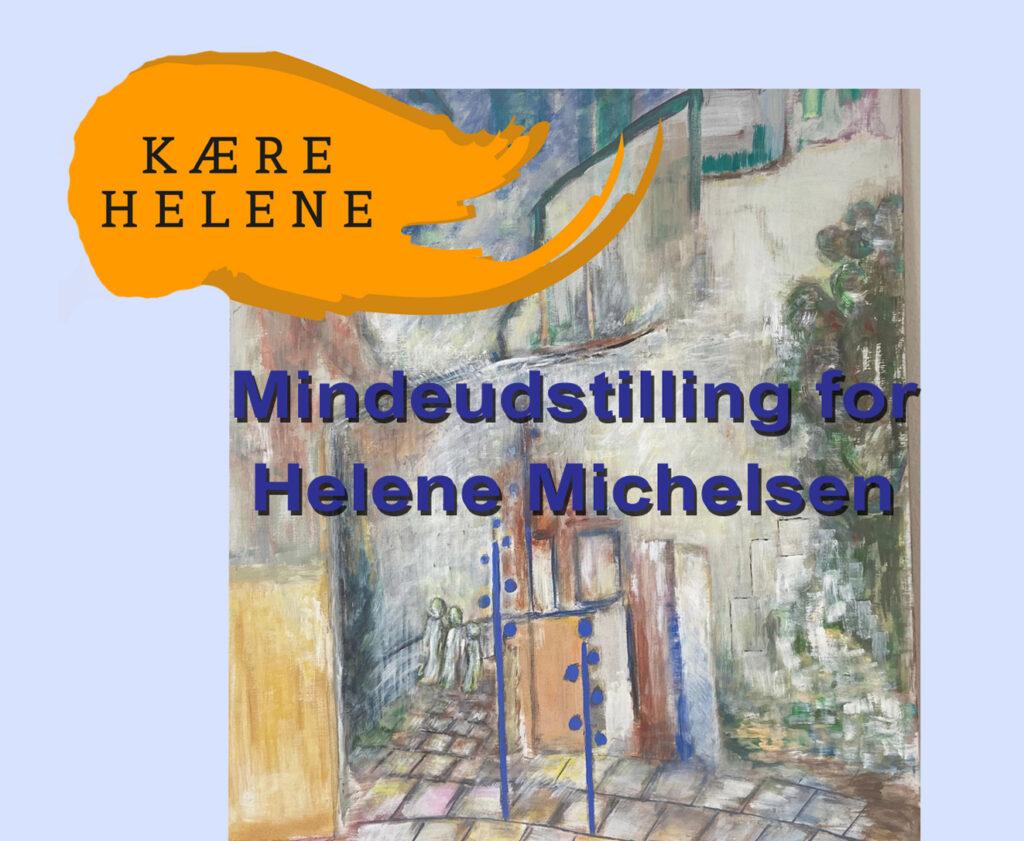 KunstPunkt: Mindeudstilling for Helene Michelsen
