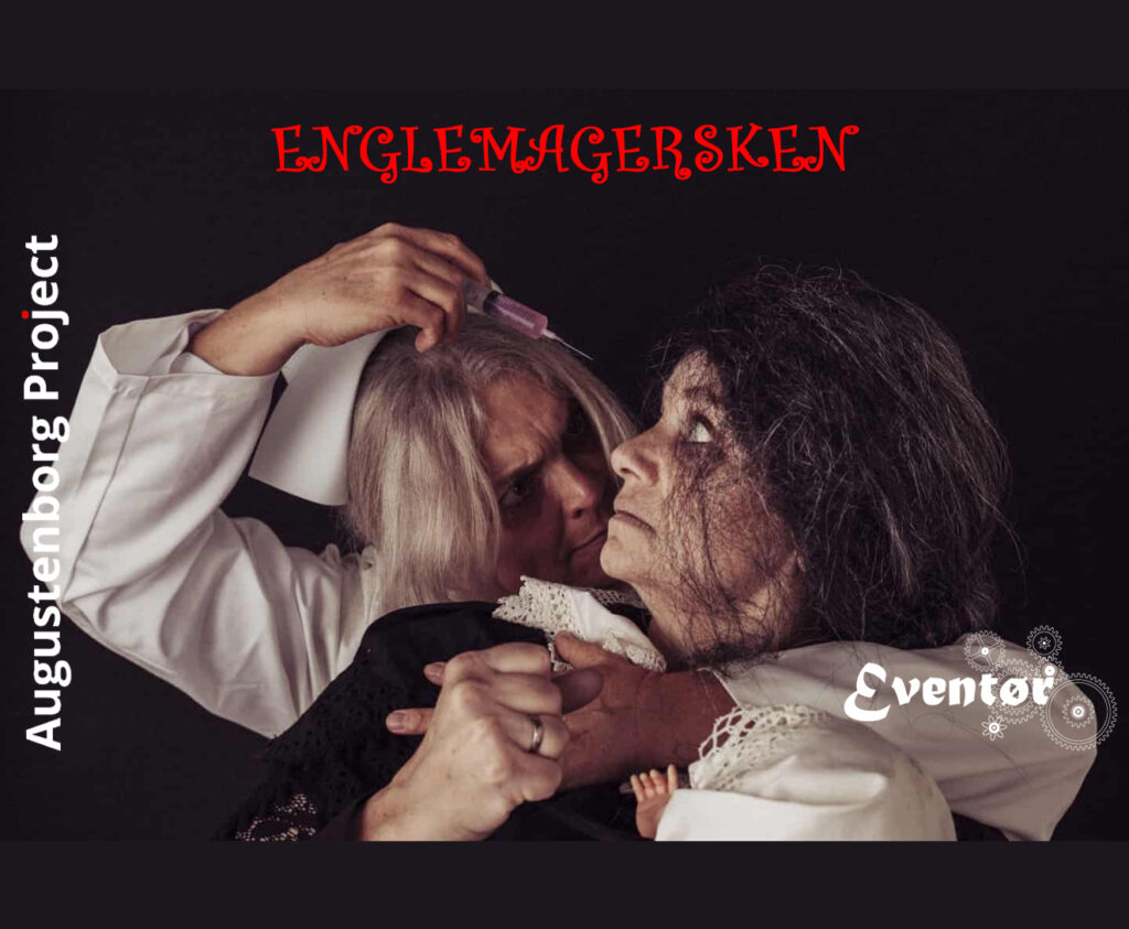 Augustenborg_Project: Englemagersken Horror House