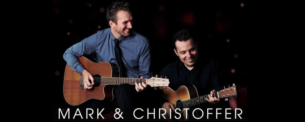 Kultursalen: Koncerter med Mark & Christoffer